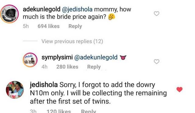 Adekunle Gold Asks For Simi's Bride Price - Simi's Mum Responds