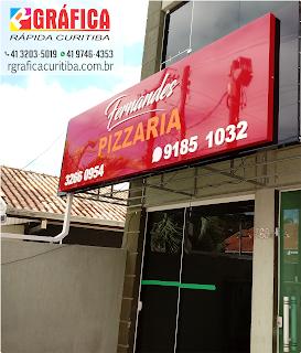 fachada de loja Curitiba
