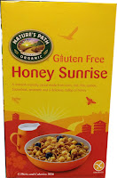 Nature's Path Gluten Free Organic Honey Sunrise