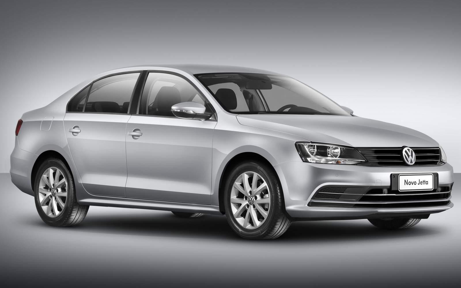Novo VW Jetta Trendline 1.4 TSI 2016