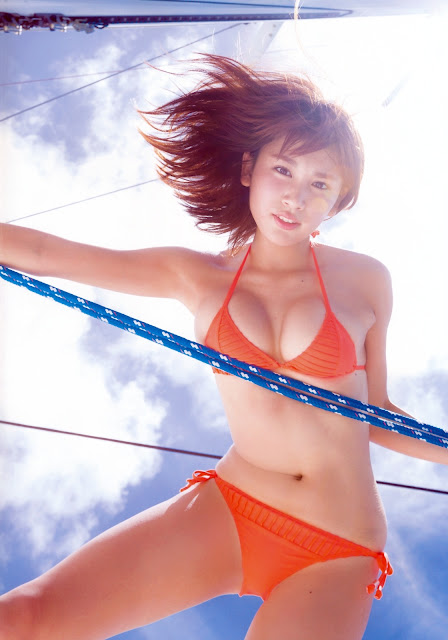Ikumi Hisamatsu 久松郁実 La iku Photobook 12