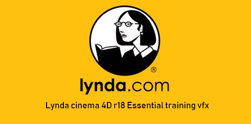 Freez Downloads: Lynda com Cinema 4D r18 Essential Training VFX Full