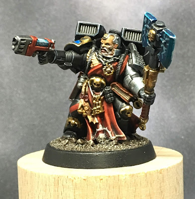 Deathwatch Librarian with Jumppack