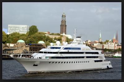 kapal pesiar paling mewah di dunia