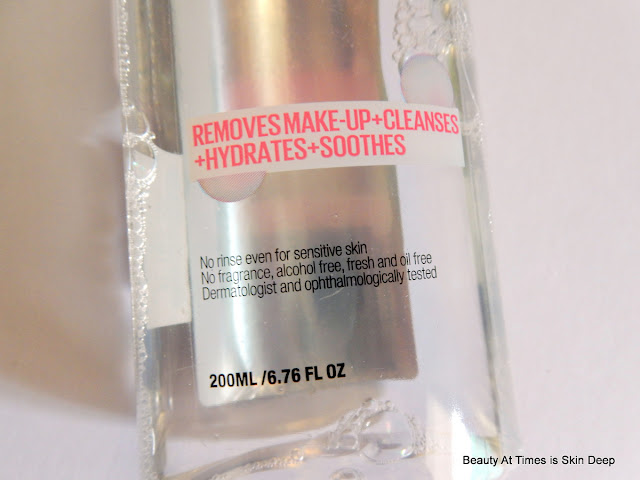 Maybelline Micellar Water