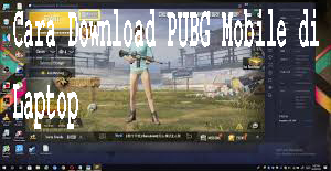 Cara Download PUBG mobile di Laptop 1