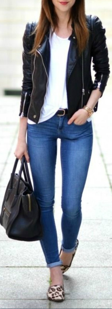 Fashion Trends Daily Fall Outfits On The Street 2016