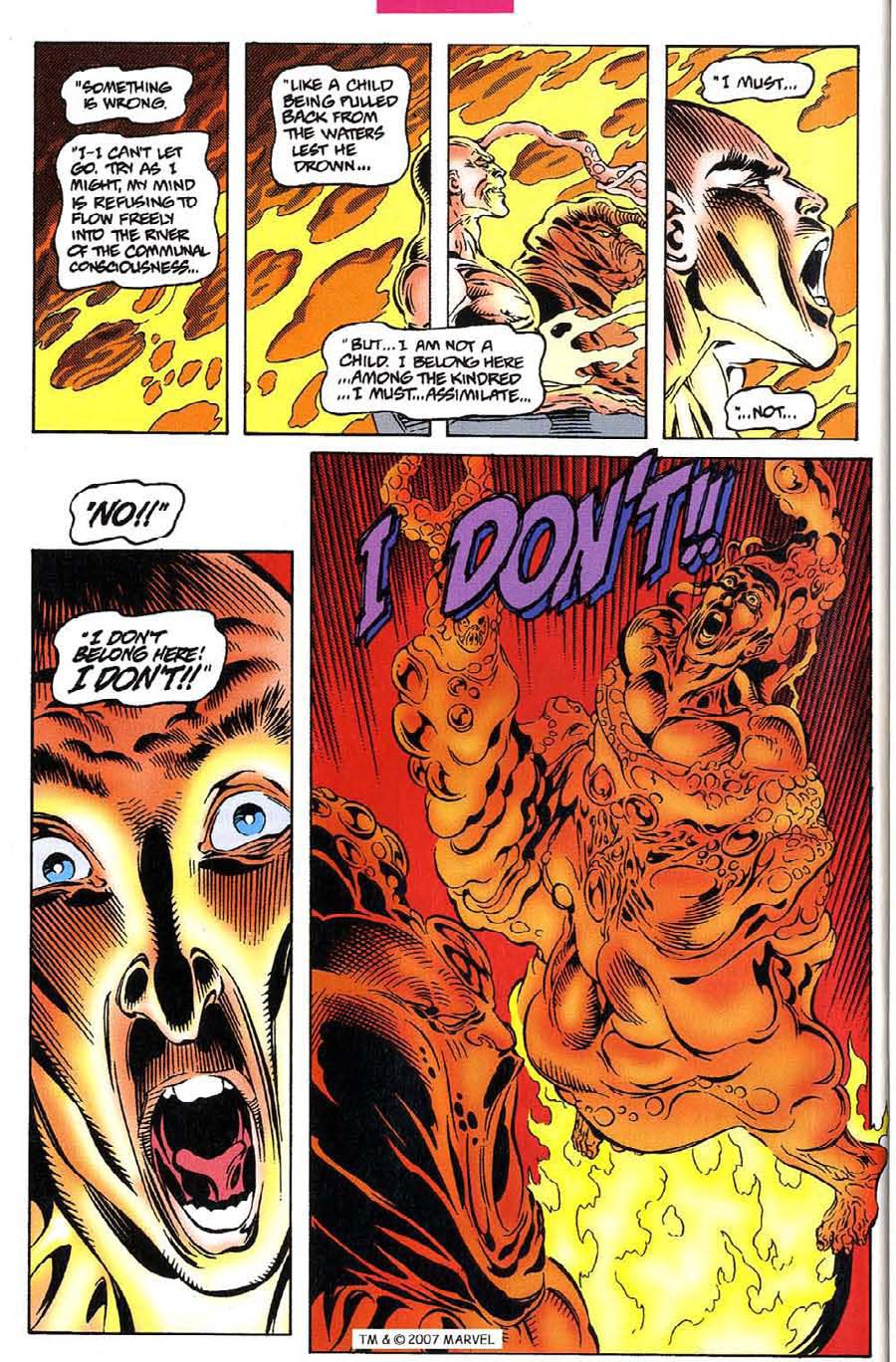 Read online Silver Surfer (1987) comic -  Issue #115 - 32