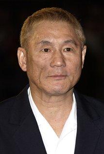 Takeshi Kitano. Director of Fireworks