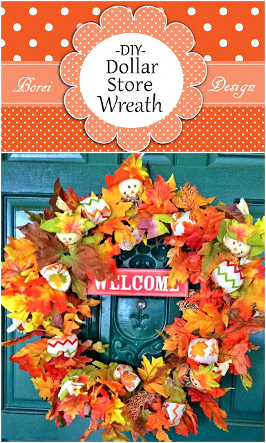 How-to-dollar-store-fall-welcome-scarecrow-wreath-tutorial