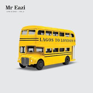 Download Full Album: Mr Eazi – Life is Eazi Vol 2: Lagos to London ZIP  UNTAGGED
