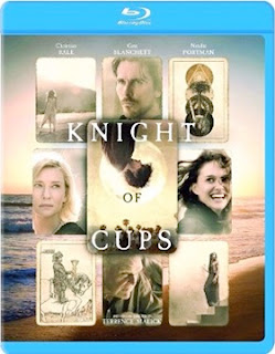 DVD & Blu-ray Release Report, Knight of Cups, Ralph Tribbey
