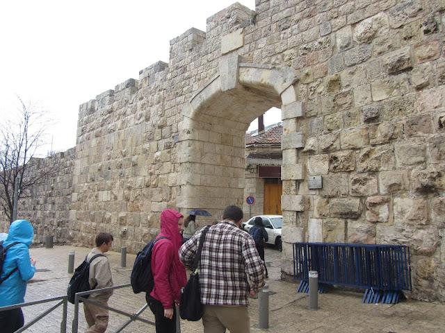 Image result for Zion gate jerusalem huntsmans