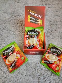 STREETCOM Kawa Nescafe 3w1 Choco Hazelnut