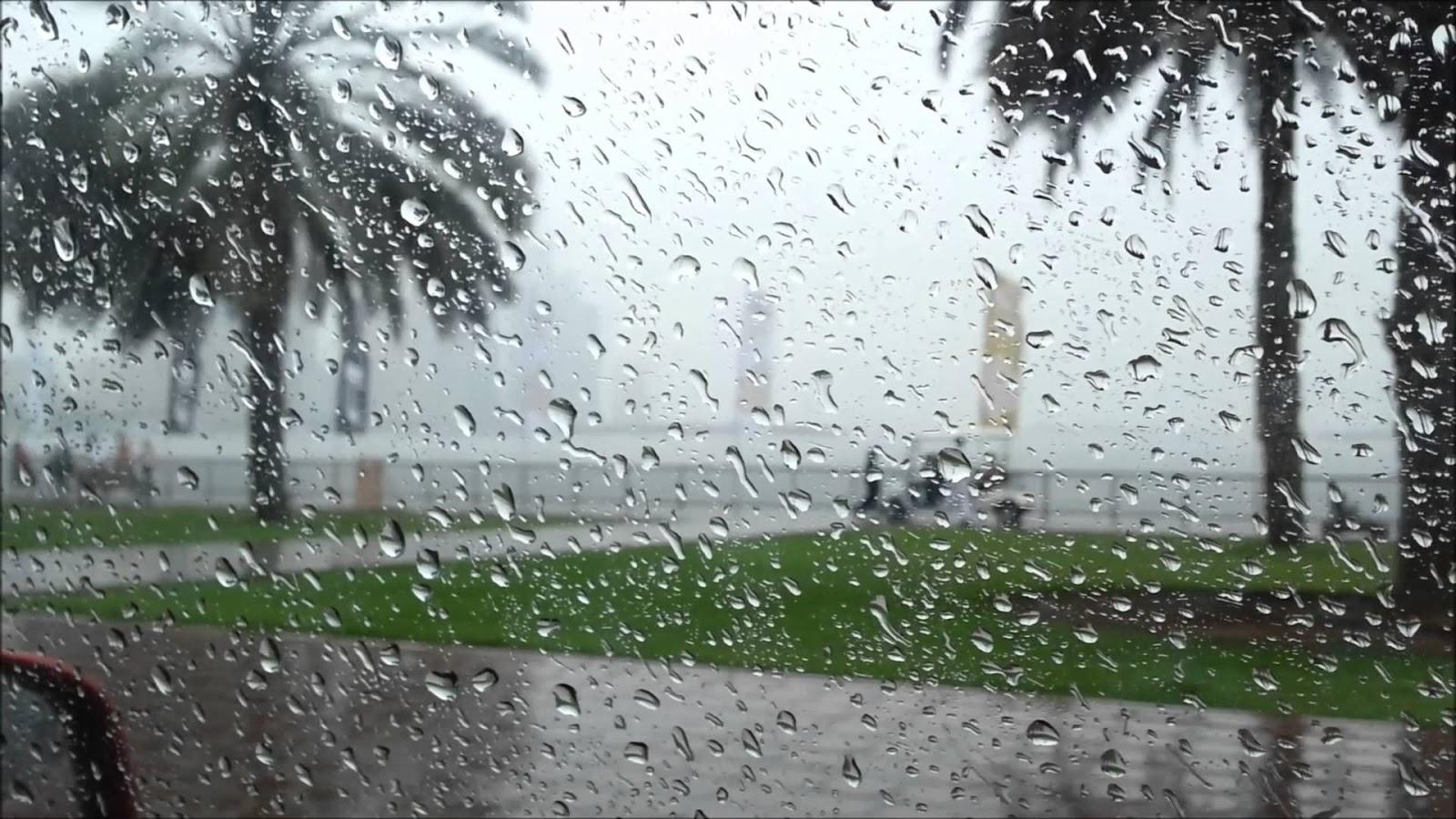 مطر خفيف