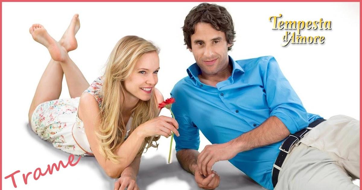 Tempesta D'Amore: Anticipazioni dal 18 al 24 settembre 2016 - Luisa e Sebastian si riconciliano!