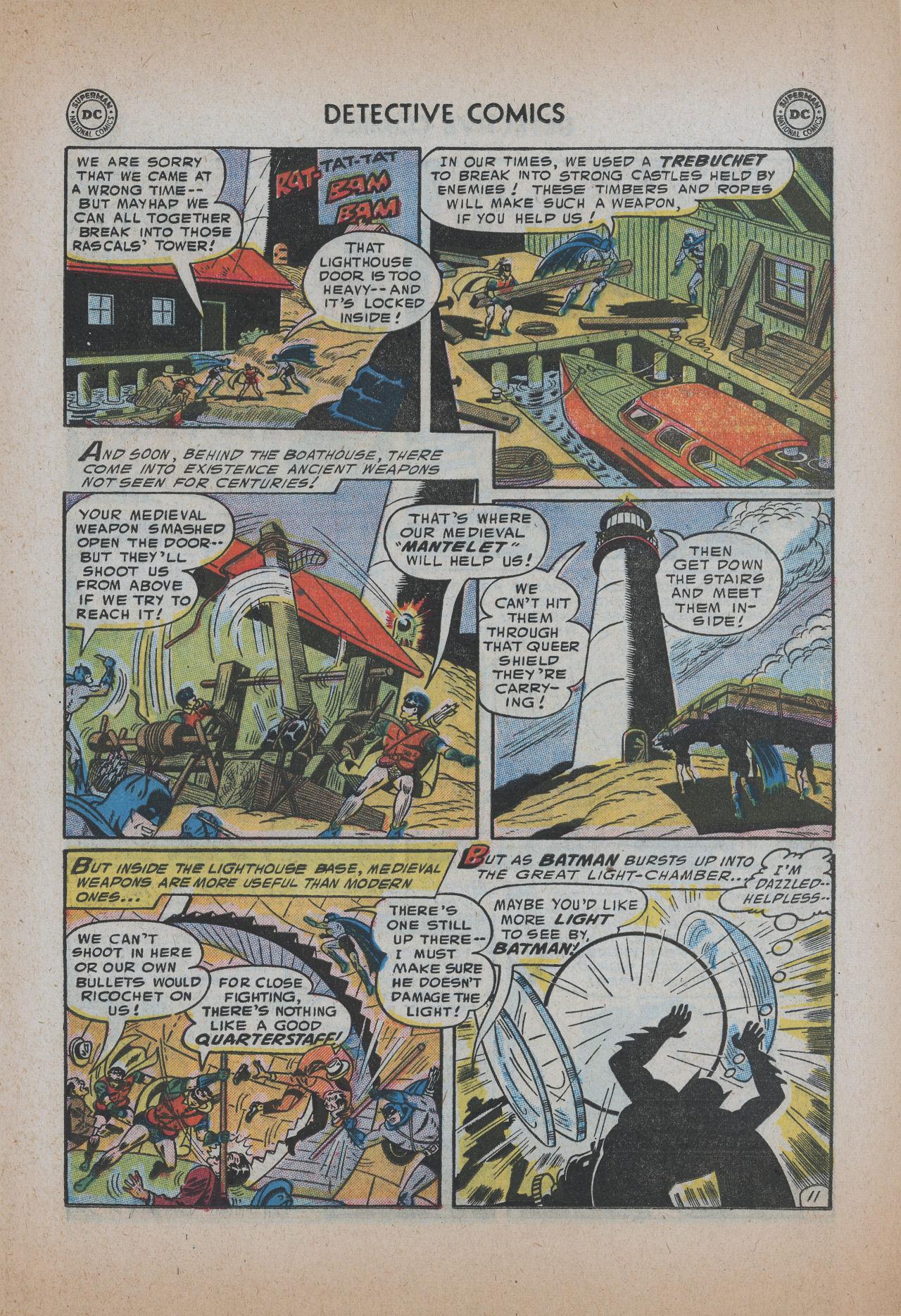Detective Comics (1937) 220 Page 12