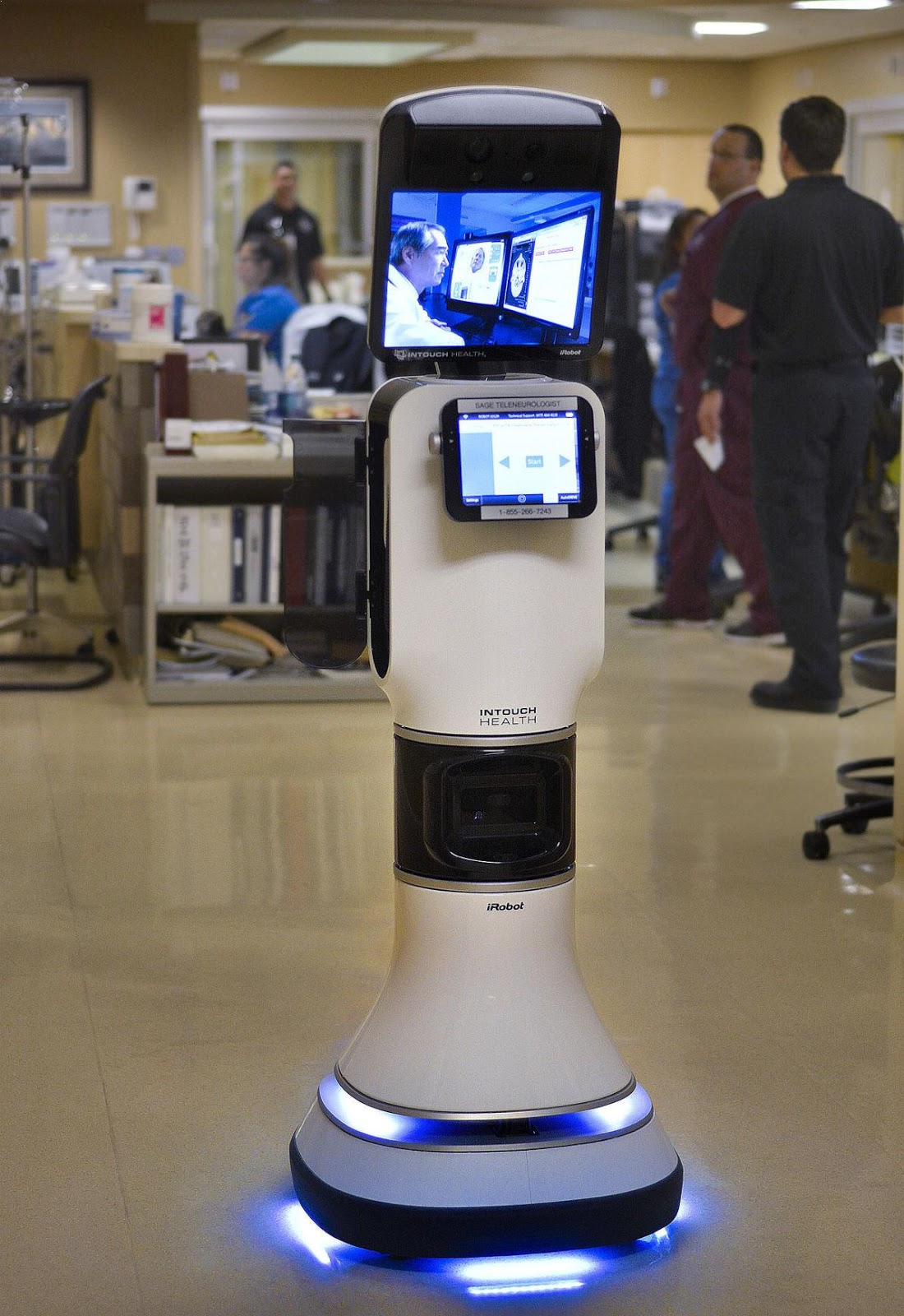 Use of Robots in Medical Science Today and the Future 3