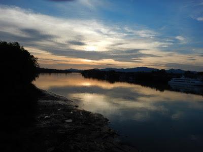 Trang river