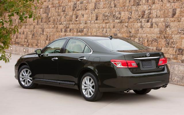 Lexus ES 2011