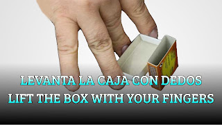 Levanta la caja con los dedos, PROPOSITION BET, Lift the box with your fingers