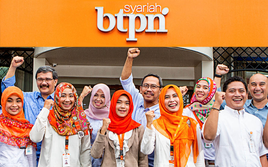 Lowongan Kerja Bank BTPN Syariah Padang