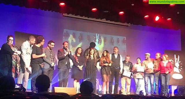 """""""Descúbrete Teatro"""" se hace con el Diablito de oro en el III Festival de Teatro Amateur """"Tijarafe, La Cuarta Pared"""""""