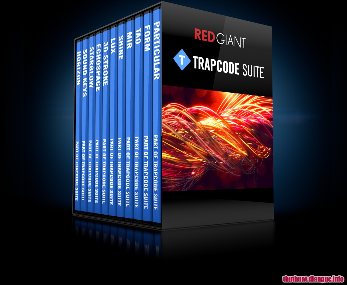 Download Red Giant Trapcode Suite 15.1.0 Full Cr@ck