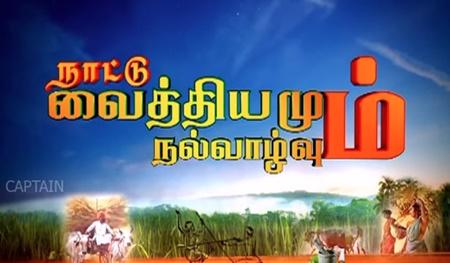 Nattu Vaithiyamum Nalvazhvum 15-12-2017 | Captain TV