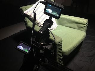 Canon C100 con Atomos Ninja | El último suspiro