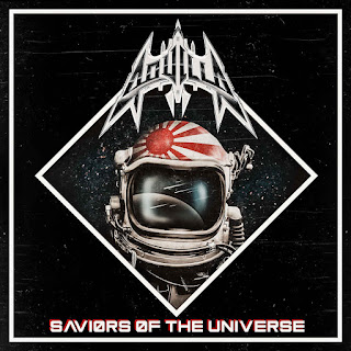 "Το single των Aquilla ""Saviors of the Universe"""
