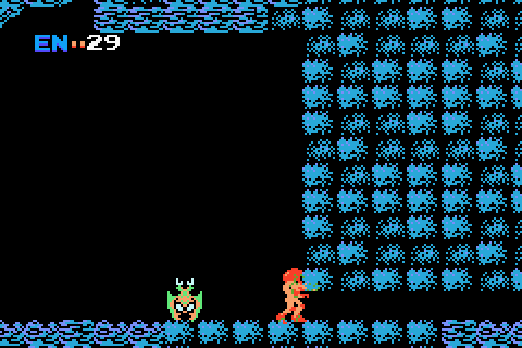 Metroid Zero Mission The Images On Right Are From Classic NES Reversed For Mobile Landscape View Click Each Image To Give A 2x