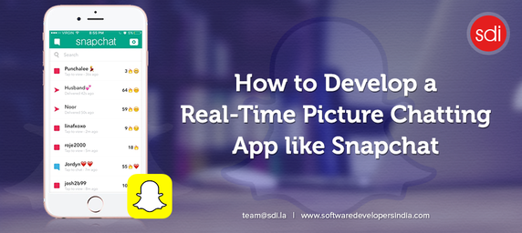 Geek On Java: Snapchat Clone Source Code For Android and iOS