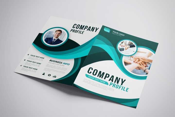 Percetakan Company profile di Bandung