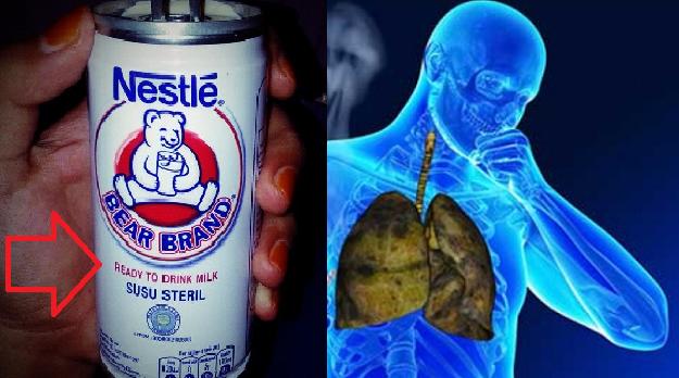 Terbongkar Fakta Mengejutkan! Apakah Anda Sering Minum Susu Bear Brand (Beruang) Ini? Kalo Iya Berarti Anda Wajib Baca