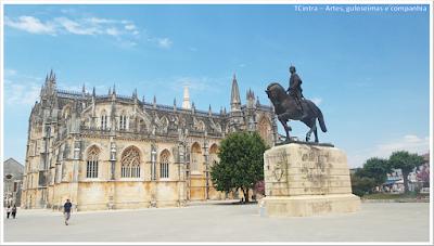viagem sem guia; Europa; Portugal; Mosteiro da Batalha; Santo Condestável
