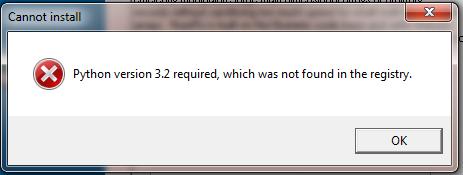 python 3.2.3