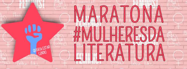 Maratona #MulheresdaLiteratura
