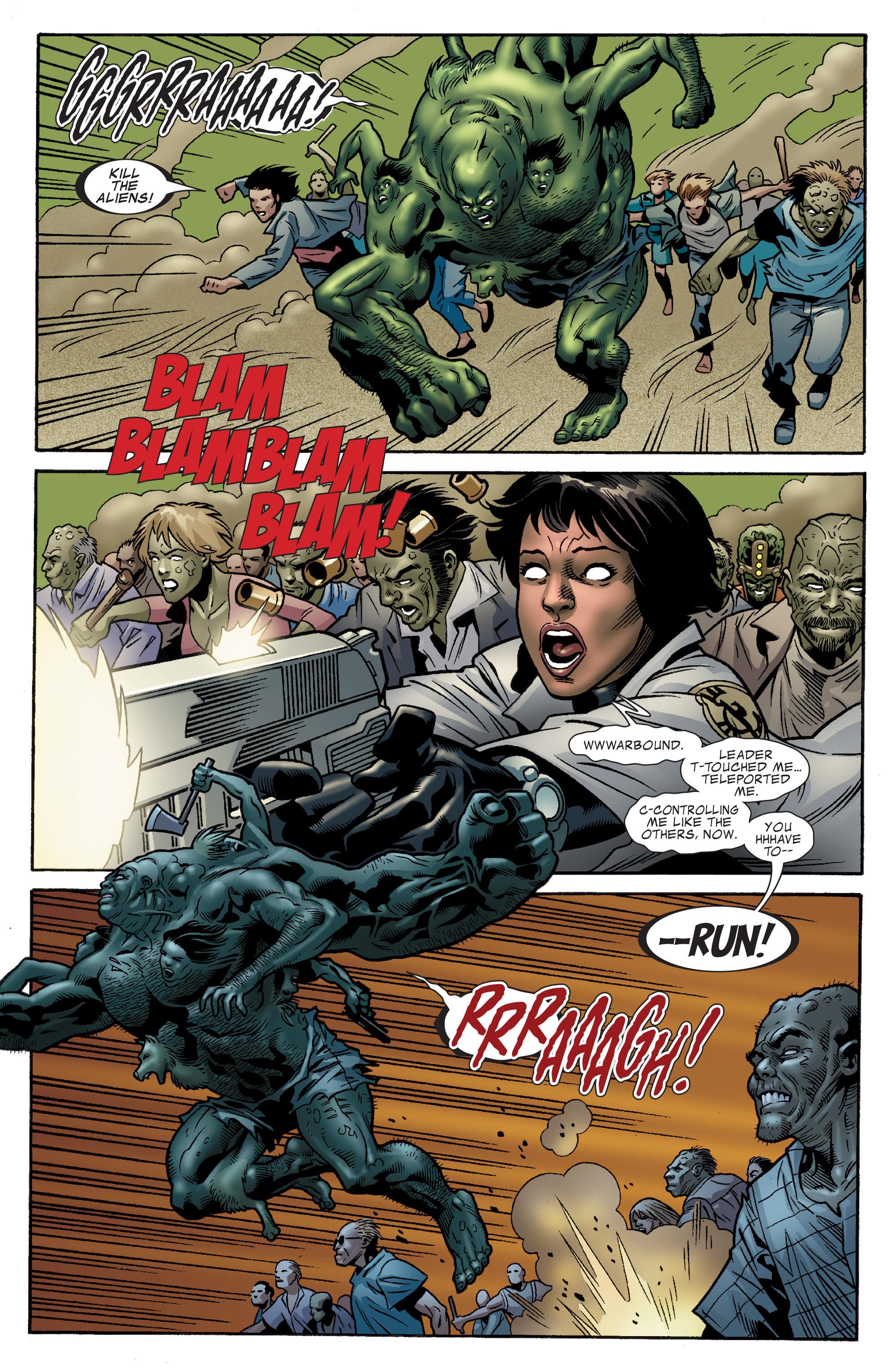 Read online World War Hulk Aftersmash: Warbound, Vol. 1 comic -  Issue #5 - 11