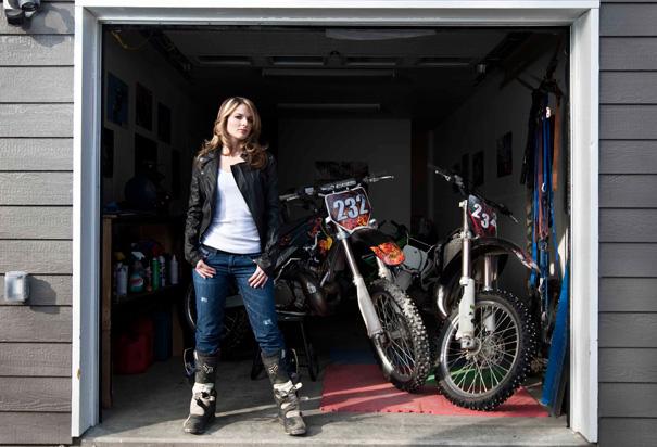 Lisa Kelly Ice Road Trucker Tot