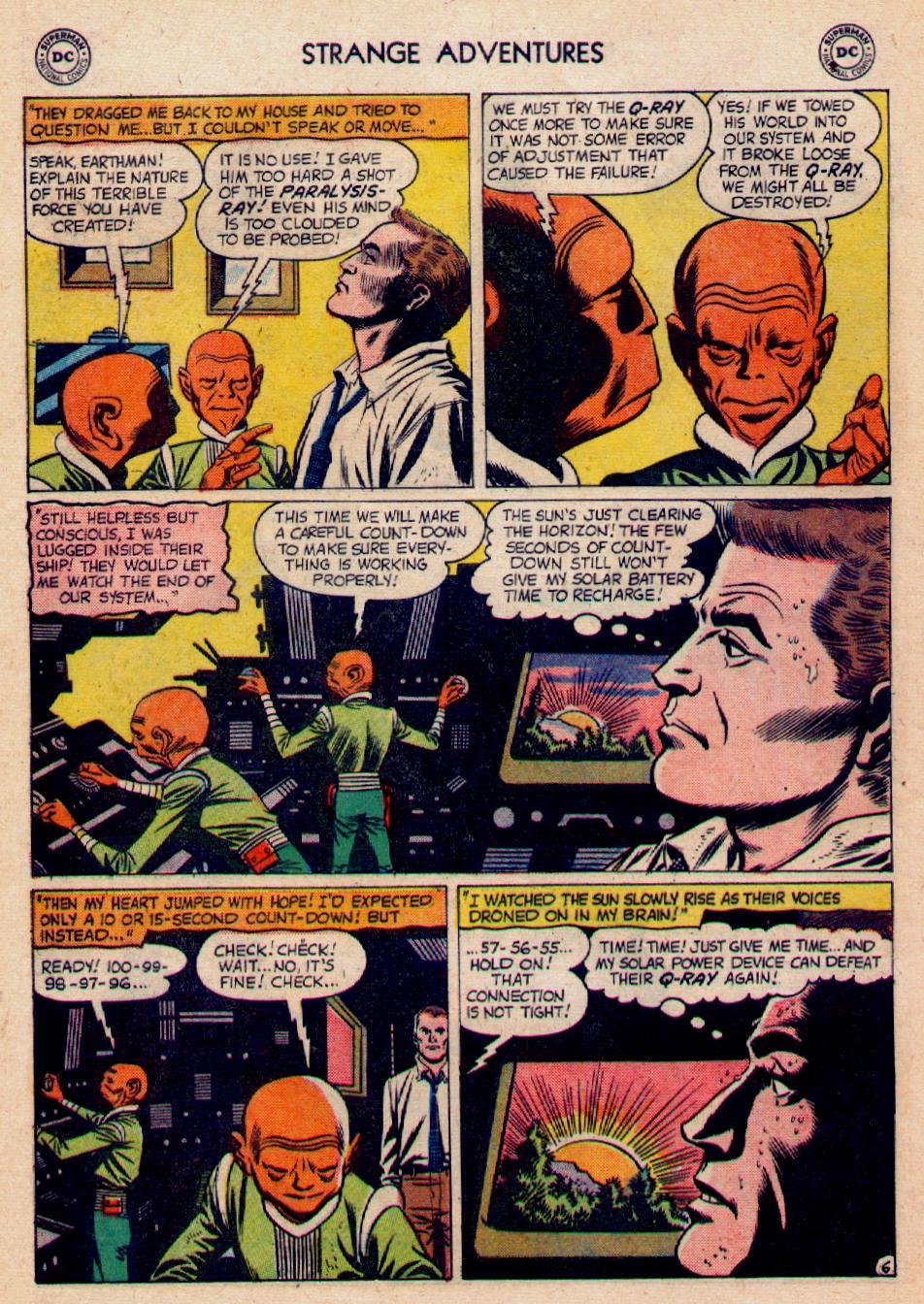 Strange Adventures (1950) issue 95 - Page 8