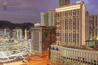 Hilton Suites Hotel in Makkah