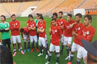 موعد مباراة منتخب مصر - الأوليمبي وتونس الأوليمبي الودية اليوم الأحد 18-11-2018