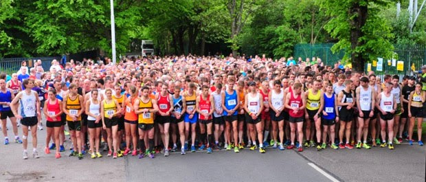 5640bf61b Running in Cork, Ireland: Results of the Cork BHAA John Buckley Sports 5k  road race - Tues 27th May 2014