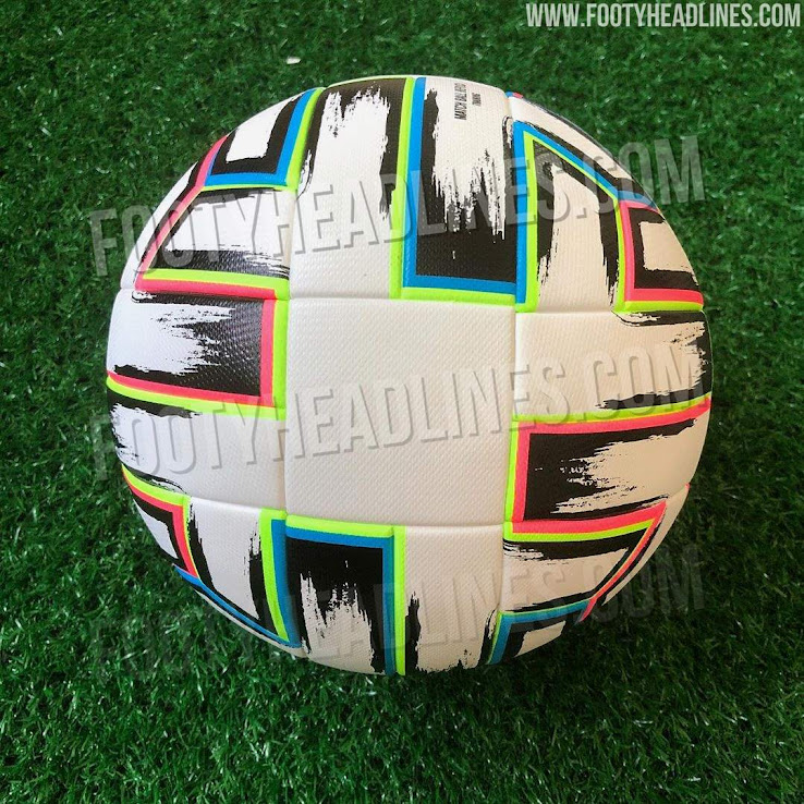 Adidas Uniforia Euro 2020 Ball 6