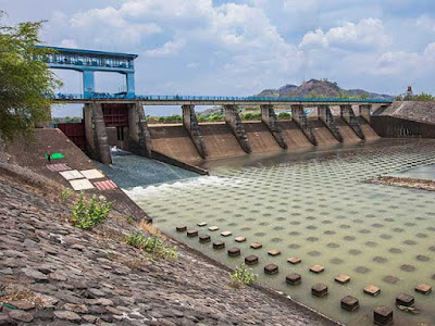 Colo reservoir