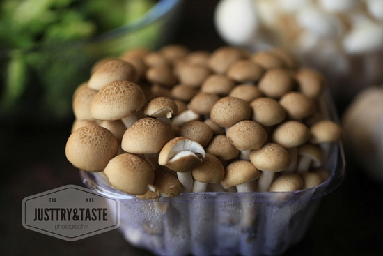 Resep Nasi Goreng Jamur Cabai Hijau Ft. Nuanza Porcelain