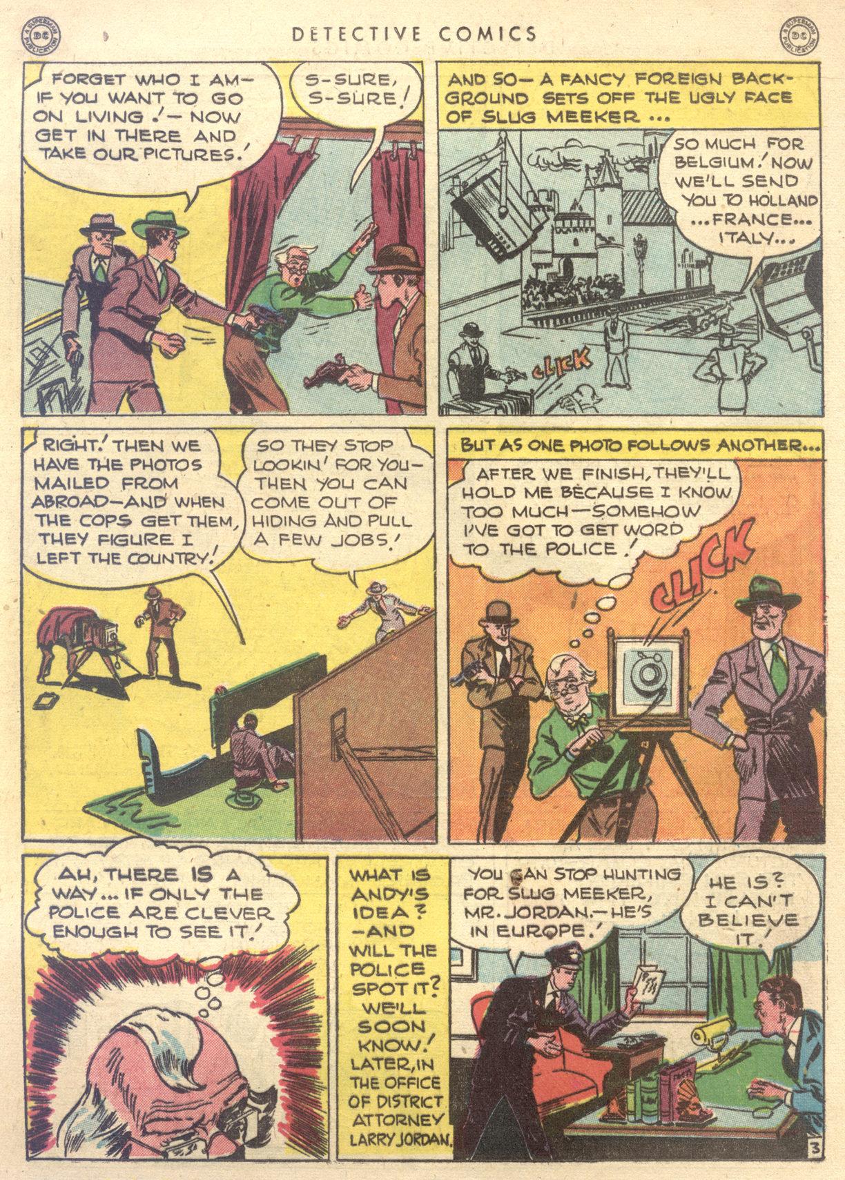 Read online Detective Comics (1937) comic -  Issue #122 - 29