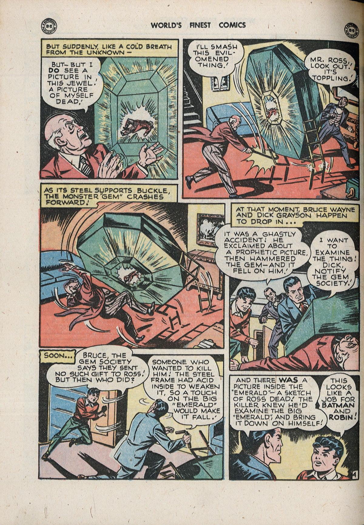 Read online World's Finest Comics comic -  Issue #33 - 64