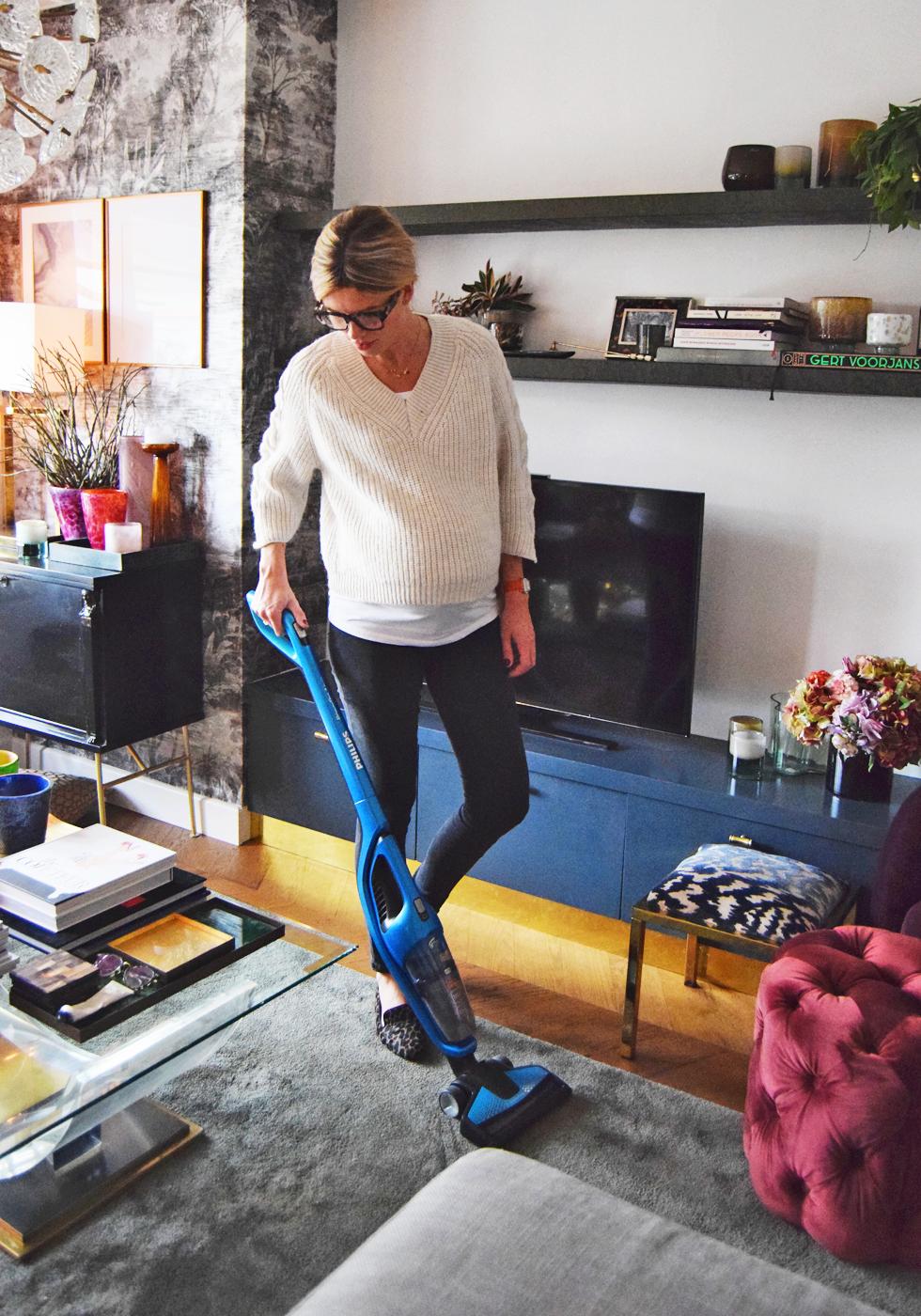 Philips, Floorcare, PowerPro Aqua, vacuum cleaner, cordless, review